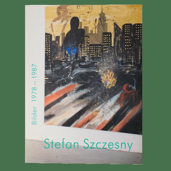 Szczesny Bilder 1978-1987 | Book by Stefan Szczesny | 1988 | Book | buy online | Szczesny Art Shop