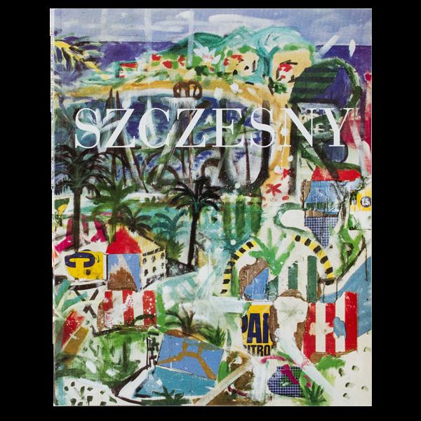 Szczesny: Bilder 1978-1989   Book by Stefan Szczesny   1990   Book   buy online   Szczesny Art Shop