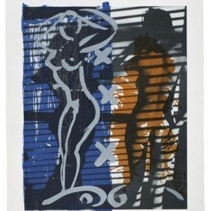 Eva Serie 1 | Print by Stefan Szczesny | 1996 | litograph | buy online | Szczesny Art Shop