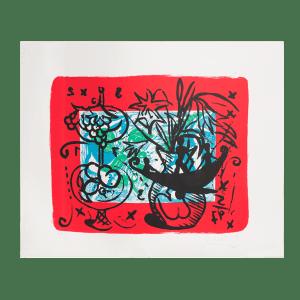 Szczesny Fruit Still Life | Print by Stefan Szczesny | 1998 | Litograph | buy online | Szczesny Art Shop
