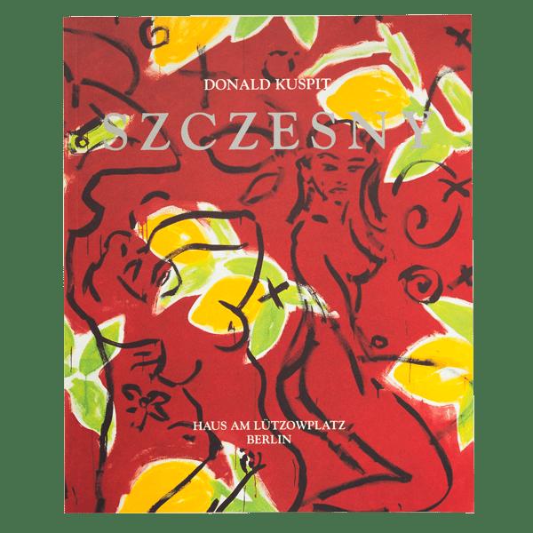 Szczesny: Haus am Luetzowplatz | Book by Stefan Szczesny | 1997 | Acrylic on Canvas | buy online | Szczesny Art Shop