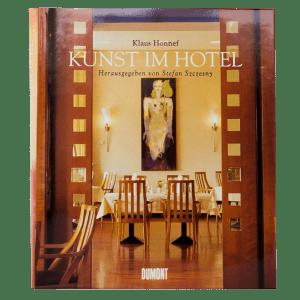 Szczesny: Kunst im Hotel | Book by Stefan Szczesny | 1996 | Book | buy online | Szczesny Art Shop