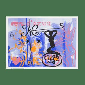 La Croisette | Print by Stefan Szczesny | 1998 | Print on Paper | buy online | Szczesny Art Shop