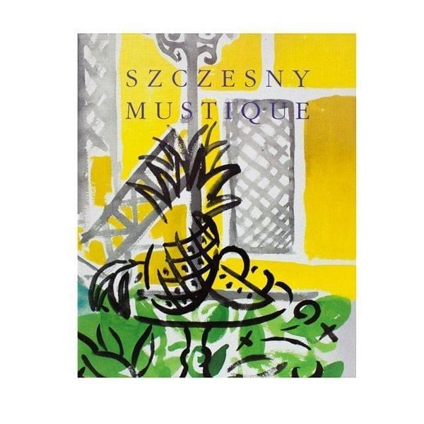 Szczesny: Mustique   Book by Stefan Szczesny   2002   Book   buy online   Szczesny Art Shop