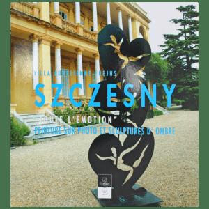 Szczesny: Peinture sur photo et sculptures d'ombre | Book by Stefan Szczesny | 2007 | Book | buy online | Szczesny Art Shop