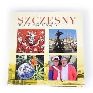 Szczesny: Best of Saint-Tropez | Book by Stefan Szczesny | 2015 | Book | buy online | Szczesny Art Shop