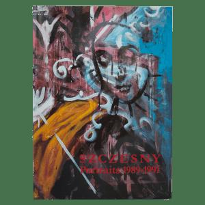 Szczesny: Portraits 1989-1991 | Book by Stefan Szczesny | 1992 | Book | buy online | Szczesny Art Shop