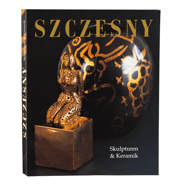 Szczesny: Skulpturen & Keramik | Book by Stefan Szczesny | 1997 | Book | buy online | Szczesny Art Shop