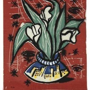 Still Life 1 | Print by Stefan Szczesny | 2000 | silk screen on paper | buy online | Szczesny Art Shop
