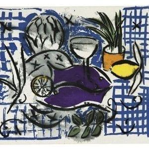 Still Life 3 | Print by Stefan Szczesny | 2000 | silk screen on cotton | buy online | Szczesny Art Shop