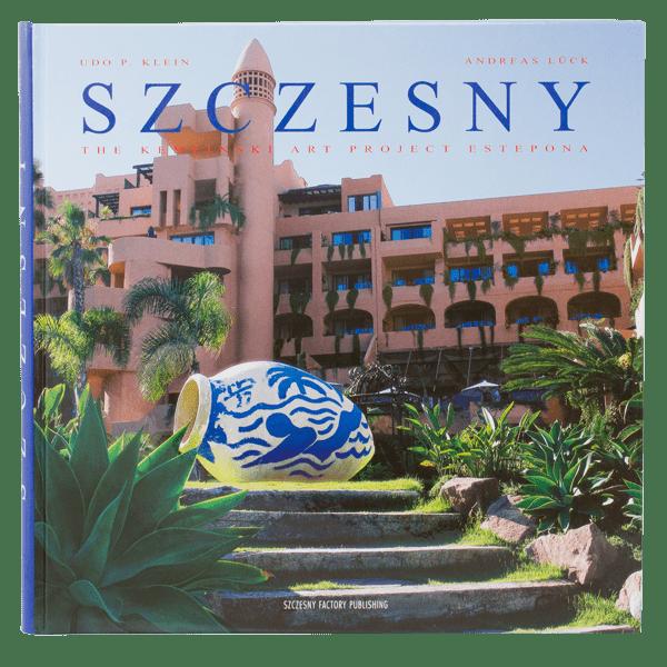Szczesny: The Kempinski Art Project Estepona   Book by Stefan Szczesny   2000   Book   buy online   Szczesny Art Shop
