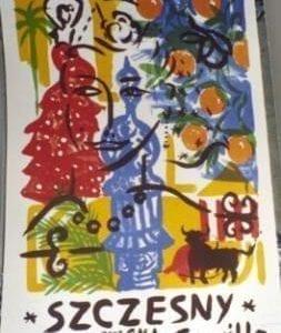 Una fiesta para los ojos 2 | Print by Stefan Szczesny | 2002 | Litograph | buy online | Szczesny Art Shop