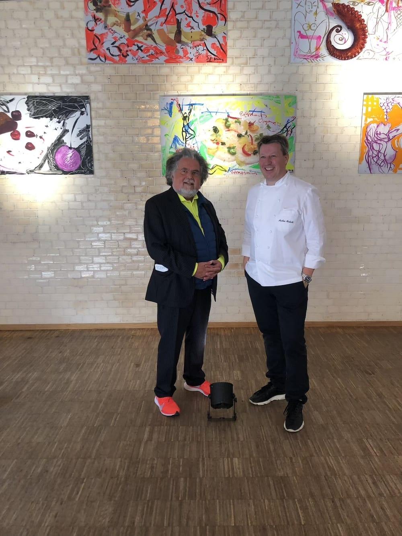 Stefan Szczesny Art & Food Berlin | Painting by Stefan Szczesny | 2019 | Acrylic on Canvas | buy online | Szczesny Art Shop