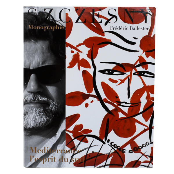 Szczesny Monographie L'esprit du Sud | Book by Stefan Szczesny | 2011 | Book | buy online | Szczesny Art Shop