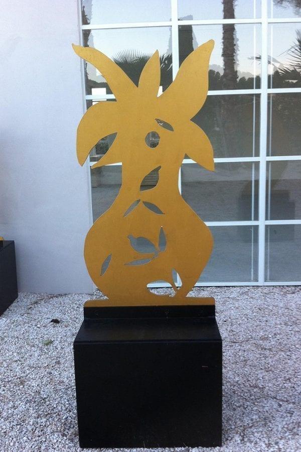 Bouquet de fleurs | Sculpture by Stefan Szczesny | 2011 | Sculpture | buy online | Szczesny Art Shop