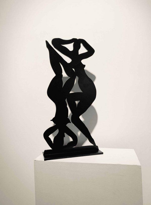 Stefan Szczesny Headstand | Sculpture by Stefan Szczesny | 2019 | Sculpture | buy online | Szczesny Art Shop