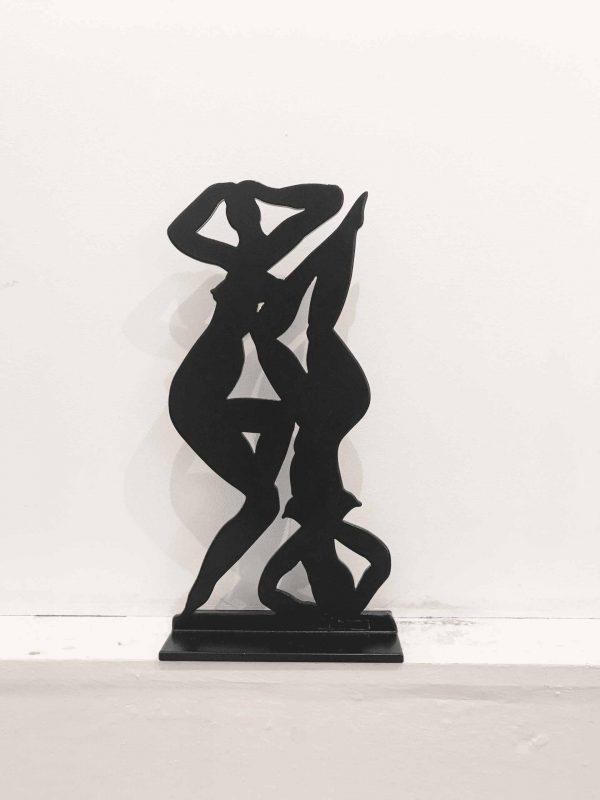 Stefan Szczesny Headstand   Sculpture by Stefan Szczesny   2019   Sculpture   buy online   Szczesny Art Shop
