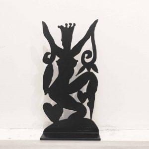 Stefan Szczesny Jungle Queen| Sculpture by Stefan Szczesny | 2018 | Sculpture | buy online | Szczesny Art Shop