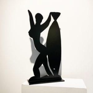 Stefan Szczesny Femme au Poisson | Sculpture by Stefan Szczesny | 2019 | Sculpture | buy online | Szczesny Art Shop
