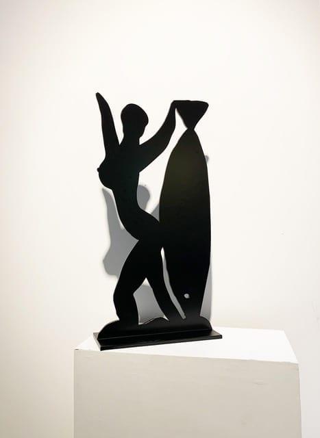 Stefan Szczesny Femme au Poisson   Sculpture by Stefan Szczesny   2019   Sculpture   buy online   Szczesny Art Shop