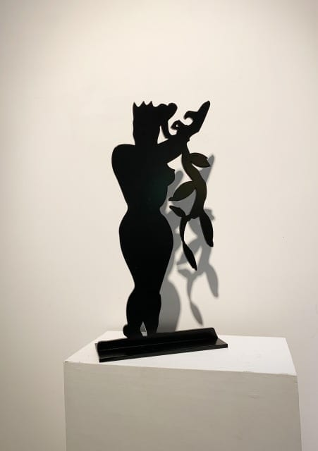 Stefan Szczesny Jungle Queen | Sculpture by Stefan Szczesny | 2019 | Sculpture | buy online | Szczesny Art Shop