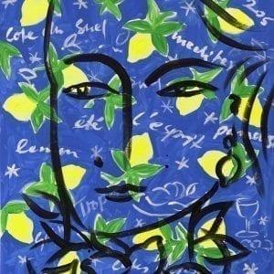 o.T. | Painting by Stefan Szczesny | 2021 | Acrylic on Canvas | buy online | Szczesny Art Shop